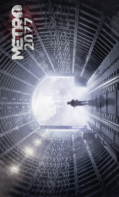 地铁2077:最后的对峙汉化破解版