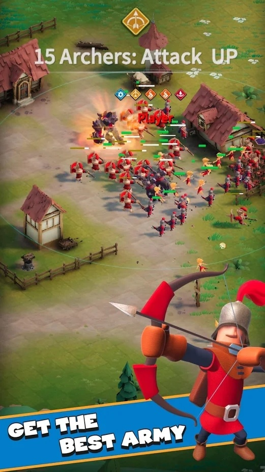 古代战役游戏游戏截图