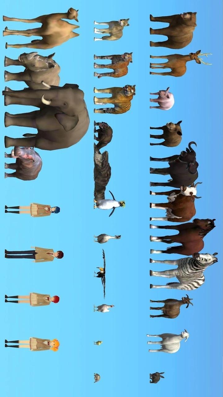 樱花动物校园模拟器宣传图片