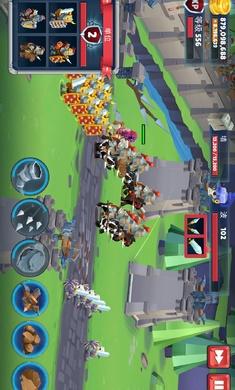 战士的游戏汉化版