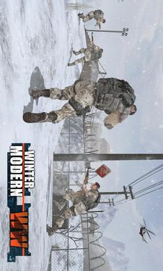 现代世界大战冬季版破解版